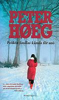 Omslagsbild till Fröken Smillas känlsa för snö.