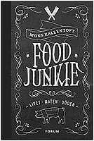 Omslagsbild till Food junkie.