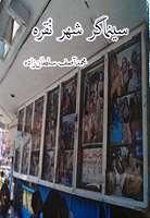 Omslagsbild till Sīnamāgar-i shahr-i nuqrah.