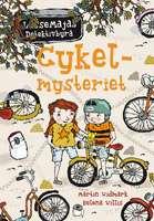 Omslagsbild till Cykelmysteriet.