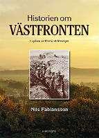 Omslagsbild till Historien om västfronten.