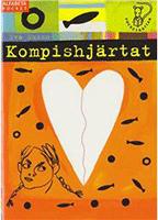 """Omslagsbild till boken """"Kompishjärtat""""."""