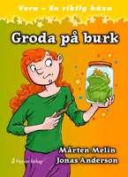 Omslagsbild till Groda på burk.