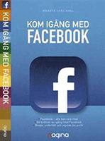 """Omslagsbild till boken """"Kom igång med Facebook""""."""