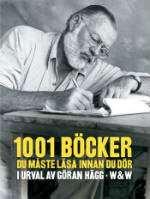Omslagsbild till 1 001 böcker du måste läsa innan du dör.