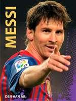 Omslagsbild till Messi den han är.