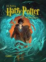 Omslagsbild till Harry Potter och dödsrelikerna.