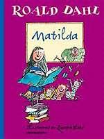 Omslagsbild till Matilda.