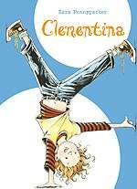 Omslagsbild till Clementina.