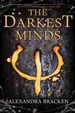 Omslagsbild till The darkest minds.