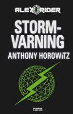 Omslagsbild till Stormvarning.