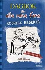 Omslagsbild till Rodrick regerar.