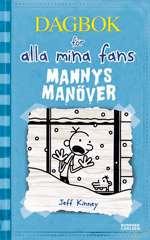Omslagsbild til Mannys manöver.