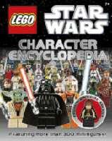 Omslagsbild till Lego Star Wars figurlexikon.