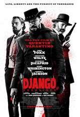 Omslagsbild till Django unchained.