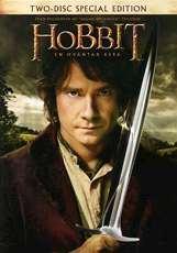 Omslagsbild till Hobbit en oväntad resa.