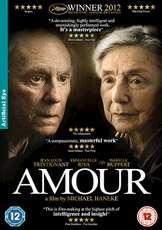 Omslagsbild till Amour.