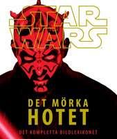 Omslagsbild till Star Wars det mörka hotet.