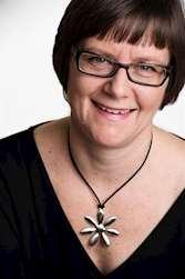 Författaren Katarina Kieri