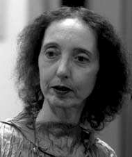 Författaren Joyce Carol Oates. Foto: Madmedea, Wikimedia Commons