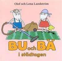 Omslagsbild till Bu och Bä i stadtagen.