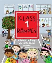 Omslagsbild till Klass 1 Rönnen.