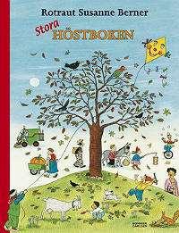 Omslagsbild till Stora boken om hösten.