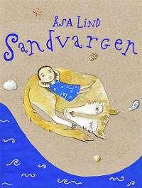 Omslagsbild till Sandvargen.