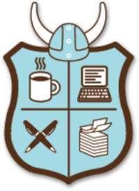 Logotyp för NaNoWriMo.
