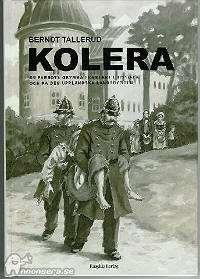 Omslagsbild till Kolera.