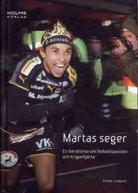 Omslagsbild till Martas seger.