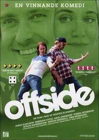 Omslagsbild till filmen Offside.