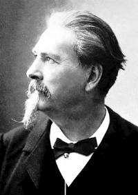 Frederic Mistral. Bild licensierad under Public domain via Wikimedia Commons.