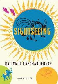 Omslagsbild till Sightseeing.