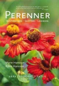 Omslagsbild till Perenner av Björn och Marie Hansson.
