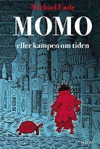Omslagsbild till Momo eller Kampen om tiden.