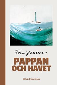 Omslagsbok till Pappan och havet.