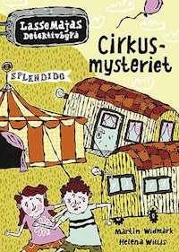 Omslagsbild till Cirkusmysteriet.