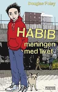 Omslagsbild till Habib meningen med livet.