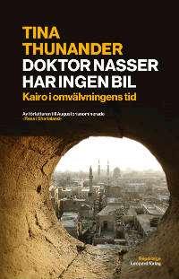 Omslagsbild till Doktor Nasser har ingen bil.