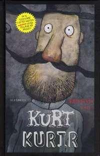 Omslagsbild till Kurt kurir