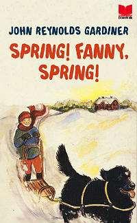 Omslagsbild till Spring Fanny, spring!
