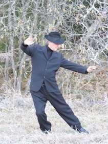 Matti Alenius i danspose