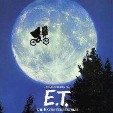Filmposter E.T