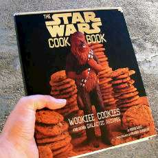 Star Wars kokbok kakrecept