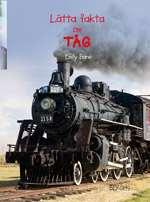 Omslagsbild till Lätta fakta om tåg.
