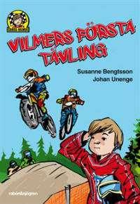 Omslagsbild till Vilmers första tävling.