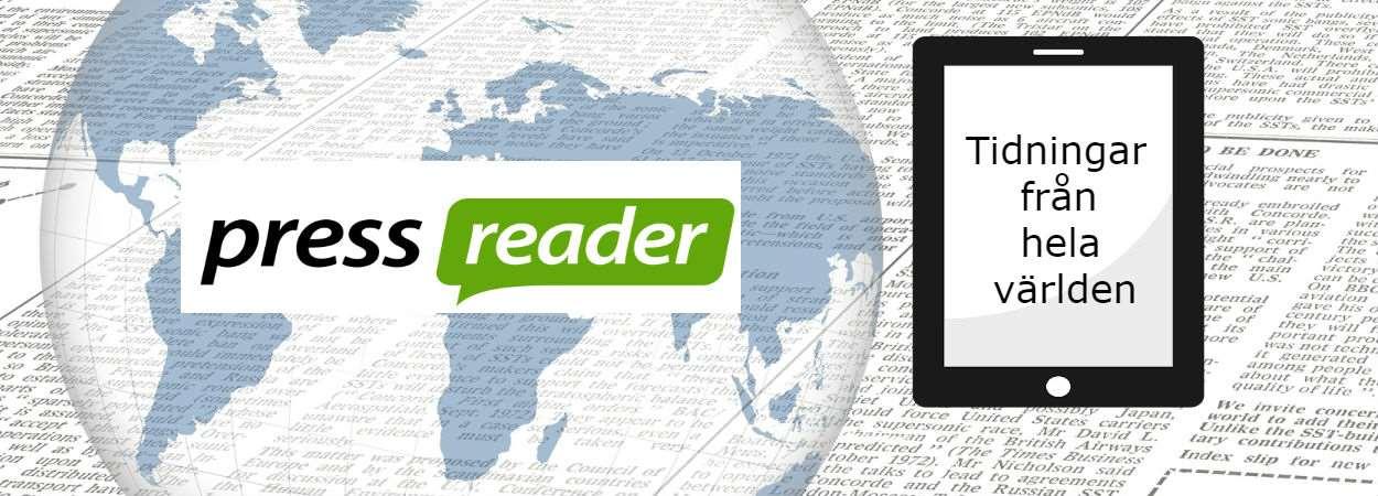 Press Reader logga